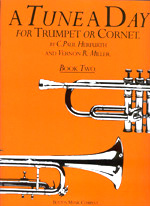 A Tune A Day For Trumpet or Cornet, Book Two
