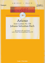Bach J. S. , Arioso from Cantata No. 156