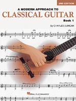 A Modern Approach to Classical Guitar �Book 1 ( 2nd Edition)