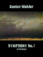 Mahler, Symphony No. 7 In Full Score