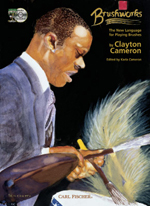 Clayton Cameron: Brushworks, The New Language for Playing Brushes
