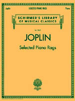 Joplin Selected Piano Rags �'����� ��� ������  HL50486376