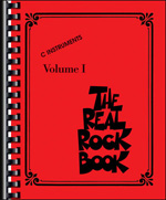 The Real Rock Book HL 00240313 ריל רוק בוק