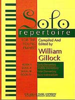 Solo Repertoire for the Young Pianist, Book 1 (HL 00416000)