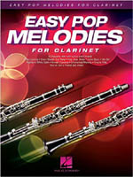 Easy Pop Melodies for Clarinet HL 00125785