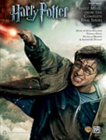 Harry Potter Sheet Music from the Complete Film Series Piano solo  ���� ���� ������� ��� �����