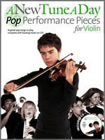 A New Tune a Day Pop Performances for Violin HL 14041711 ���� ��� ������